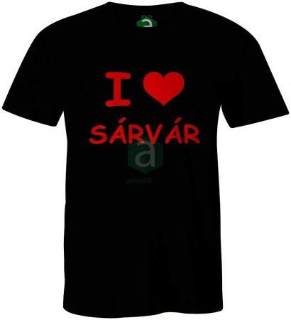 I love Sárvár