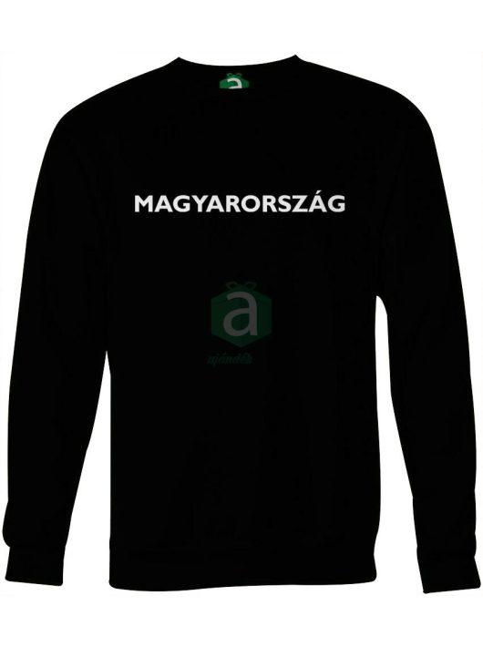 Magyaroszág szurkolói környakas pulóver