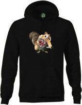 AC Milan - motkány kapucnis pulóver