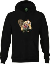 AC Milan   motkány kapucnis pulóver