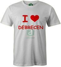 I love Debrecen