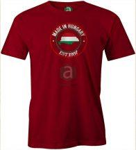 Made In Hungary - Nagymagyarország születésnapi póló