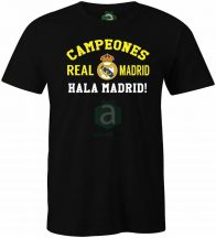 Hala Madrid!