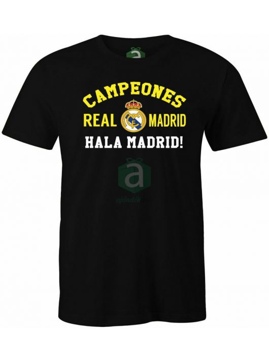 Hala Madrid! póló