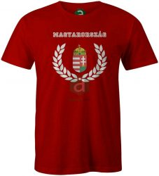 Magyarország babércímeres póló