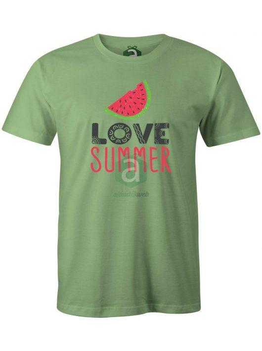 Love Summer póló