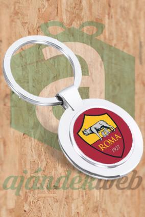 AS Roma kulcstartó