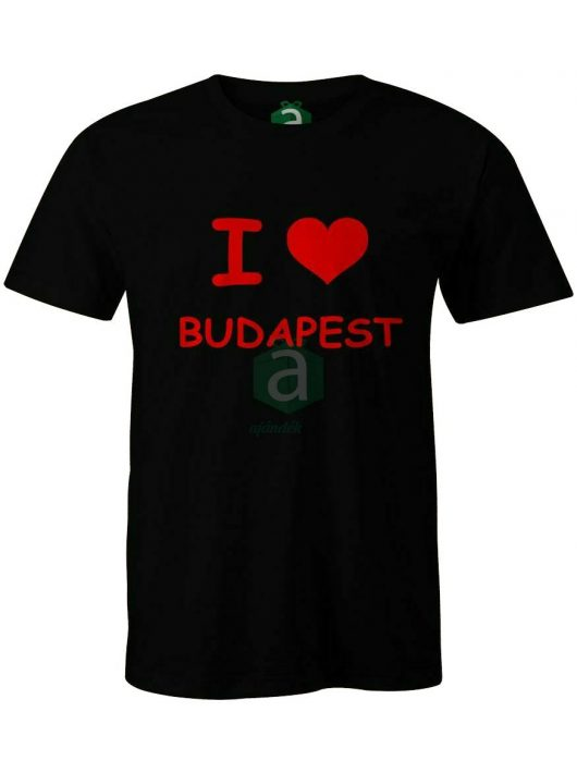 I love Budapest póló