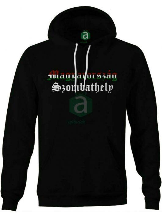 Magyaroszág   Szombathely kapucnis pulóver