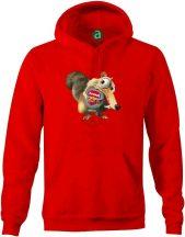 Arsenal - motkány kapucnis pulóver
