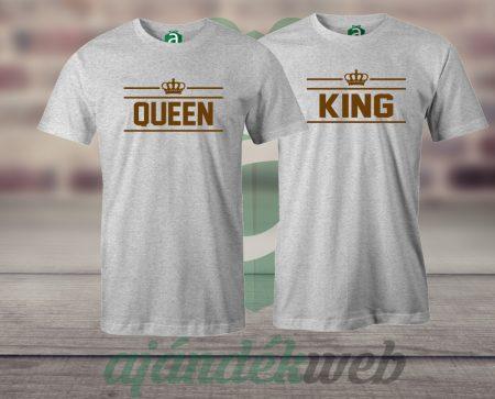 Queen -King