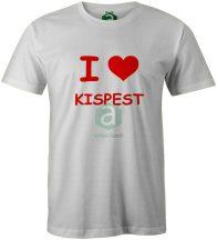 I love Kispest póló