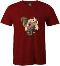 AC Milan motkány   póló
