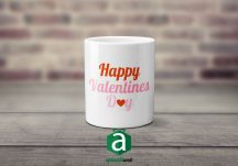Happy Valentin's Day 5 bögre