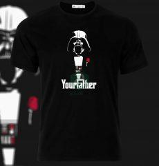 Darth Vader Your Father póló