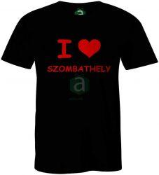 I love Szombathely póló