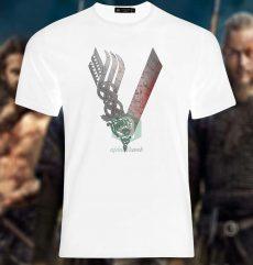 Vikings és Odin póló