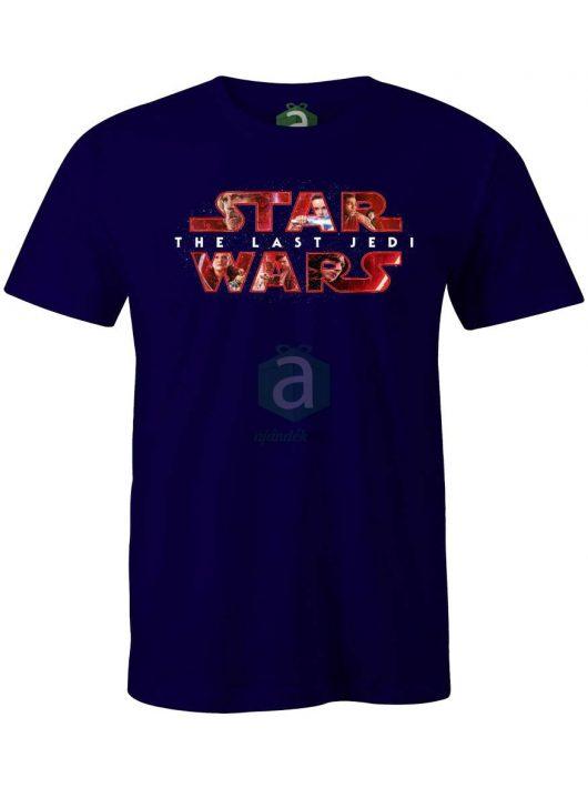 Star Wars Az utolsó jedi póló