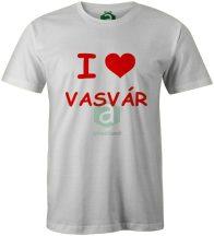 I love Vasvár