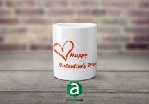Happy Valentin's Day 6 bögre