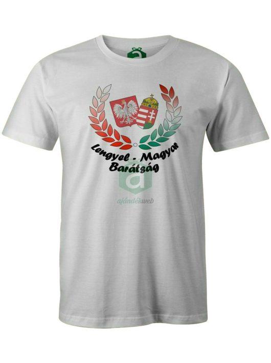 Lenygel magyar barátság póló