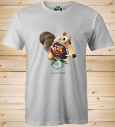 Szurkolói pólók